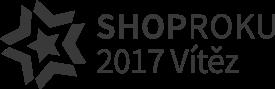 Výtěz shop roku 2017